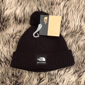THE NORTH FACE BABY BOY KNIT HAT-NEW WITH TAGS